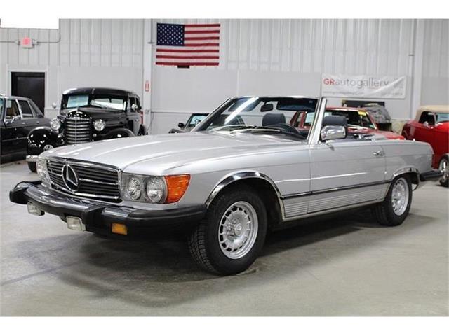 1982 Mercedes-Benz SL380 | 810474