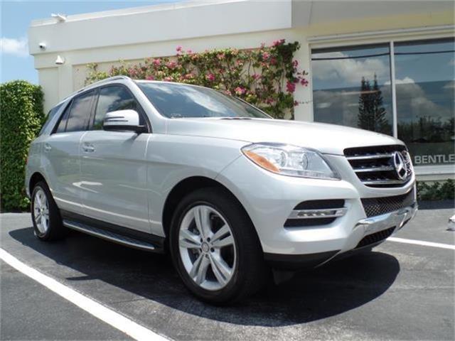 2014 Mercedes-Benz ML350 | 810475