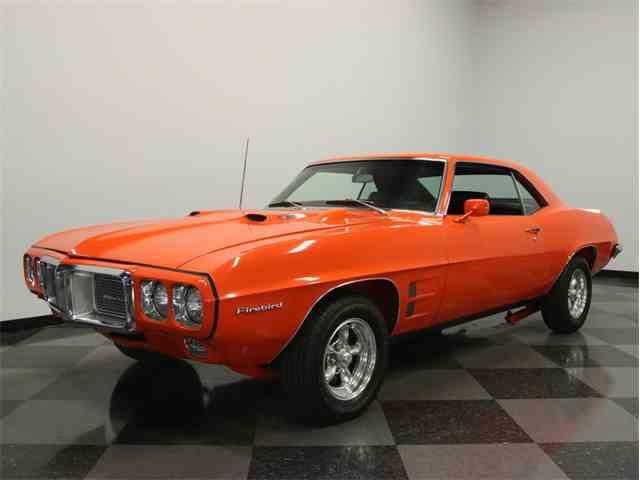 1969 Pontiac Firebird | 814750