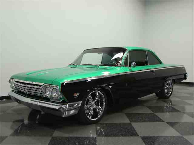 1962 Chevrolet Bel Air Pro Touring | 814752