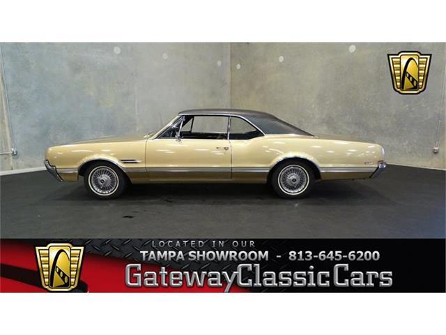 1966 Oldsmobile 442   814755