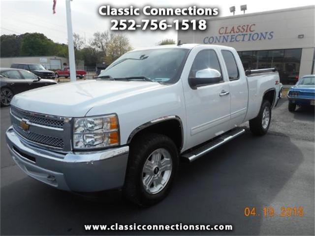 2013 Chevrolet Silverado | 814772