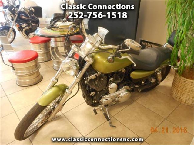2009 Harley-Davidson Sportster   814774