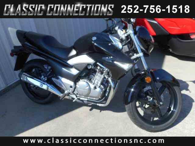 2013 Suzuki Motorcycle   814775