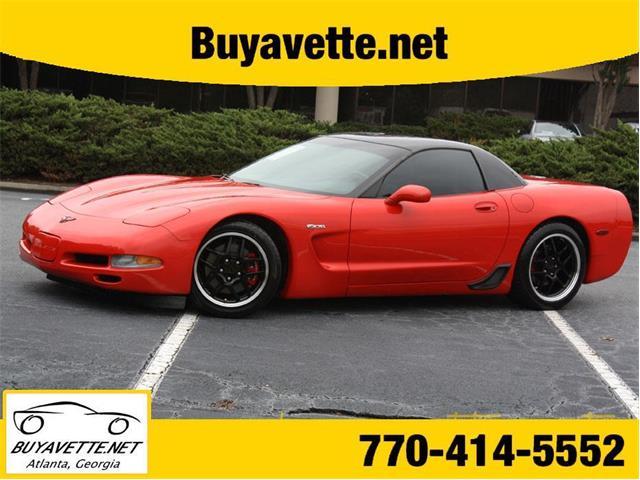 1999 Chevrolet Corvette | 810486