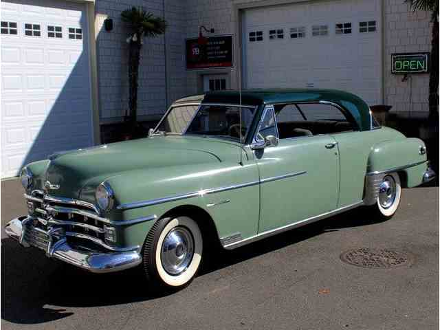 1950 Chrysler Windsor | 810509