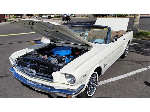 1964 Ford Mustang | 815757