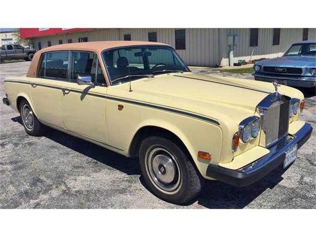 1979 Rolls-Royce Silver Wraith II   815766