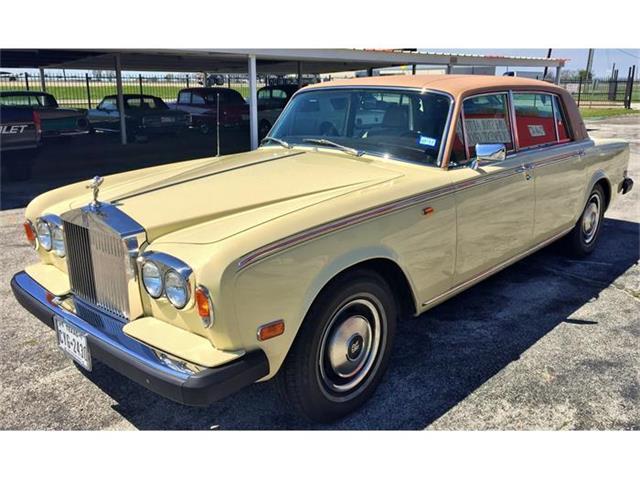1979 Rolls-Royce Silver Wraith II | 815766