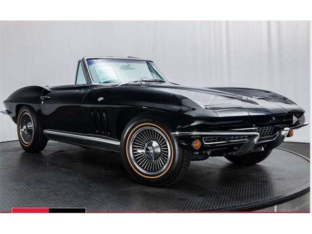 1966 Chevrolet Corvette Stingray | 815768