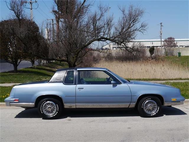1985 Oldsmobile Cutlass Supreme Brougham | 815863