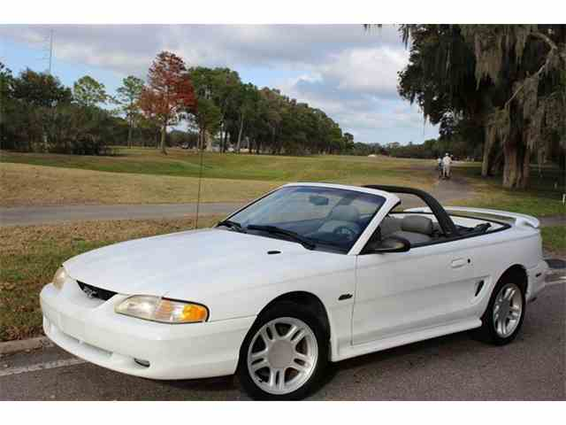 1996 Ford Mustang | 815883