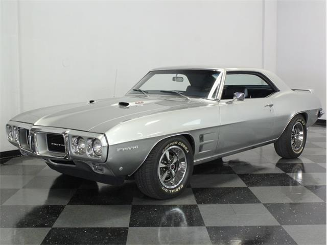 1969 Pontiac Firebird Trans Am Tribute | 815889