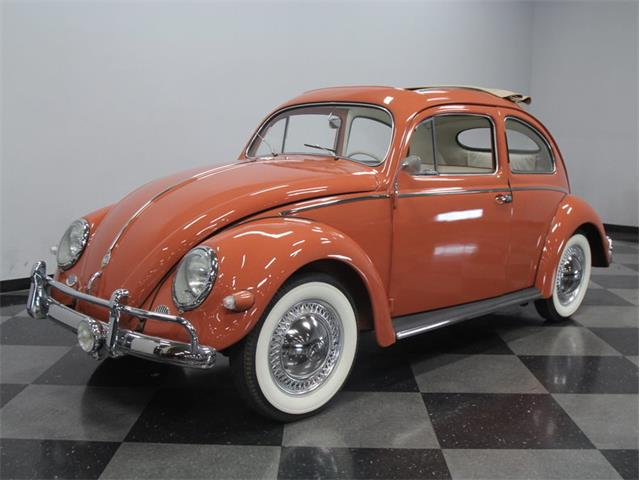 1957 Volkswagen Beetle | 815890