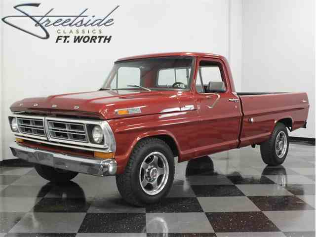 1971 Ford F250 | 815891