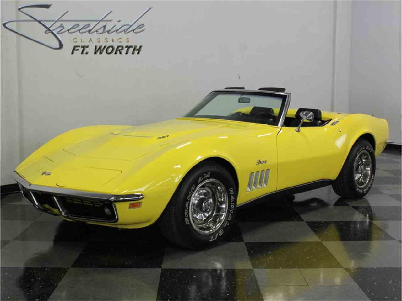 Large Picture of '69 Corvette - HHJP