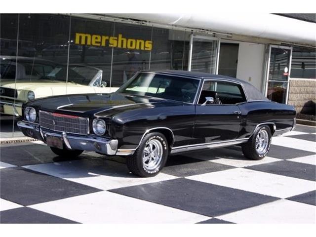 1970 Chevrolet Monte Carlo | 815897