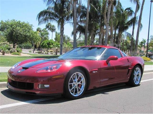 2008 Chevrolet Corvette | 815898