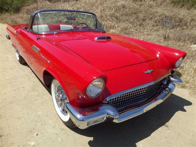 1957 Ford Thunderbird | 815902