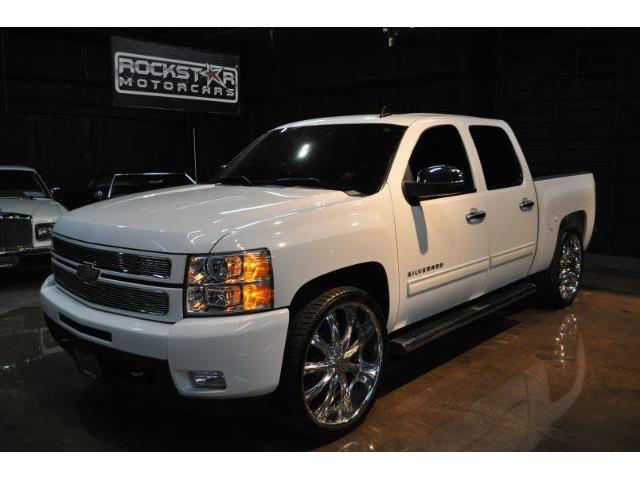 2012 Chevrolet Silverado | 815903