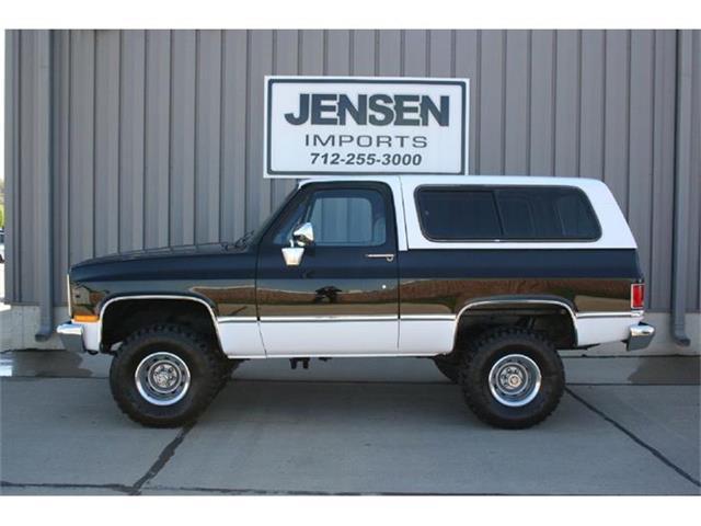 1985 Chevrolet Blazer | 815911