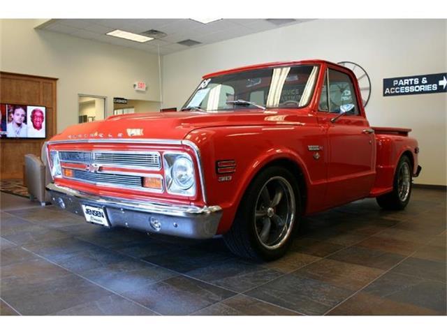 1968 Chevrolet C10 | 815915