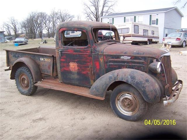 1937 Chevrolet 1/2 Ton Pickup | 810596