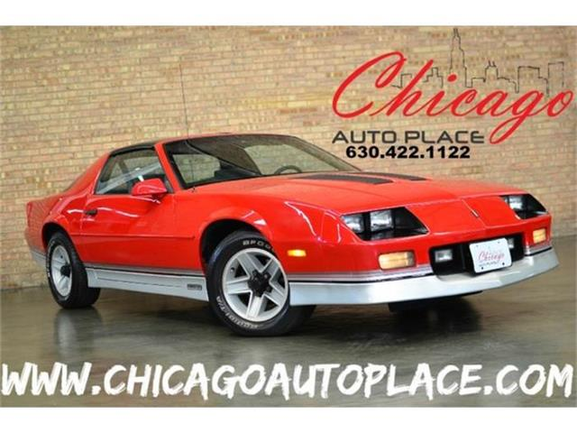 1986 Chevrolet Camaro | 810597
