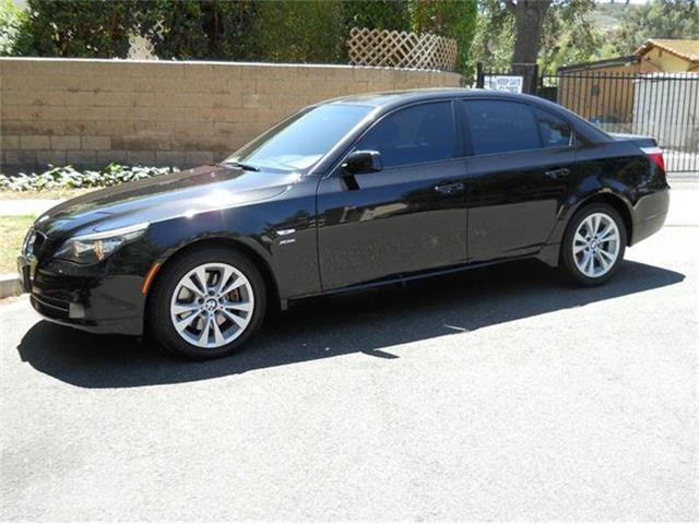 2009 BMW 5 Series | 815981