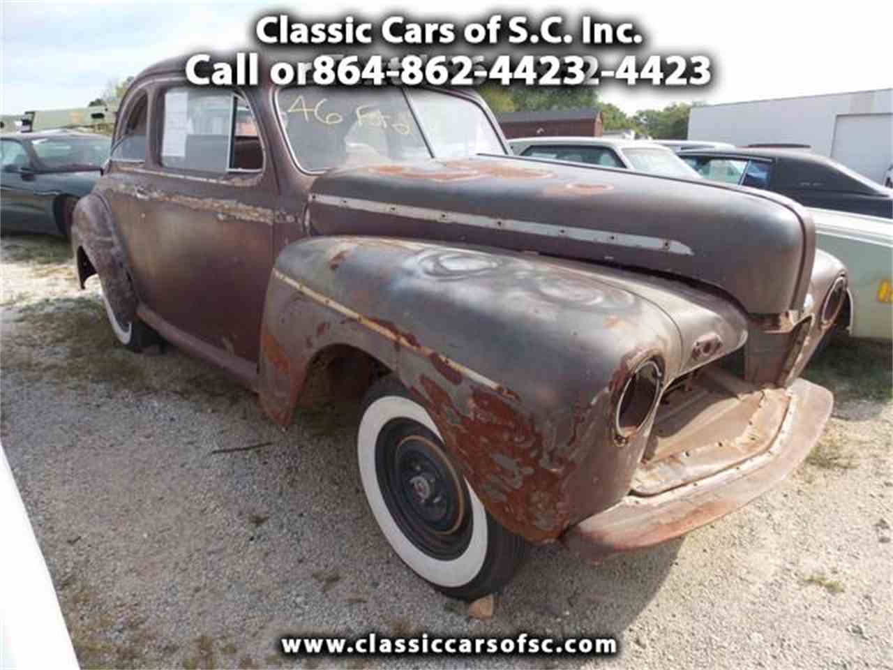 1946 Ford Deluxe for Sale - CC-816017