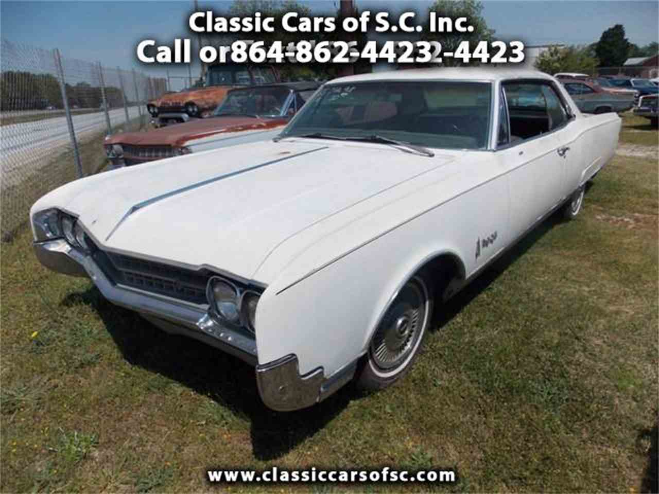 1966 Oldsmobile 98 for Sale - CC-816019