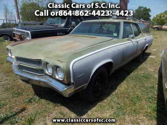 1970 Chevrolet Malibu | 816020
