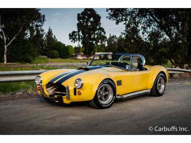 1967 Ford Shelby Cobra | 816026