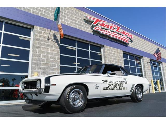 1969 Chevrolet Camaro SS | 816033
