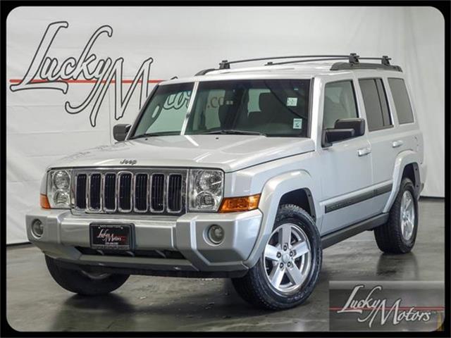 2008 Jeep Commander   816040