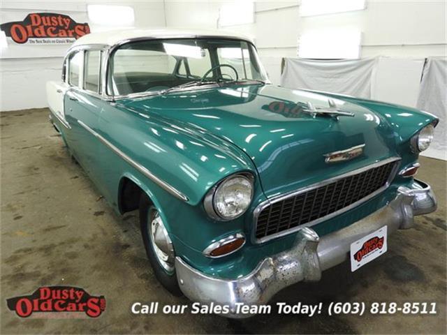 1955 Chevrolet Sedan | 816076