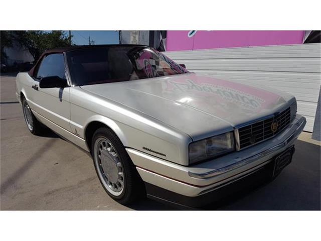 1993 Cadillac Allante | 816110
