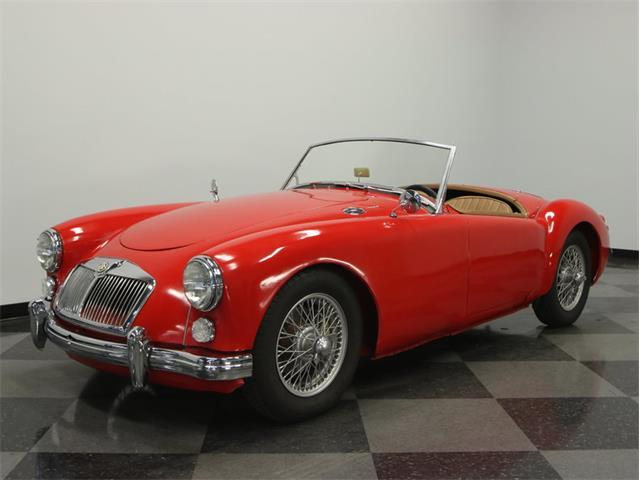 1961 MG MGA | 816111
