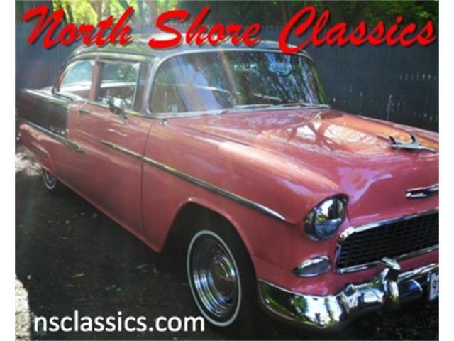 1955 Chevrolet Bel Air | 810612