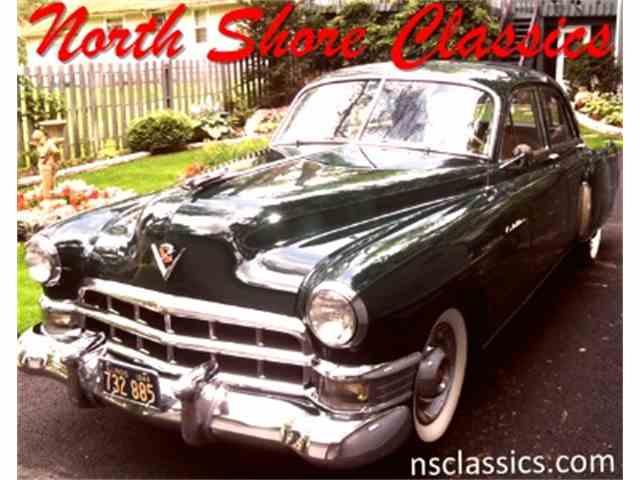 1949 Cadillac Fleetwood | 810613