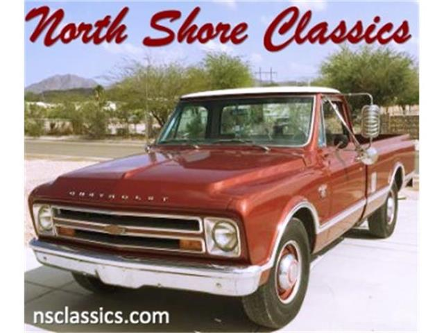 1967 Chevrolet C/K 20 | 816134