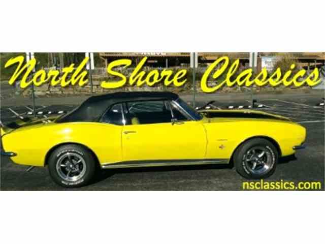 1967 Chevrolet Camaro | 816140