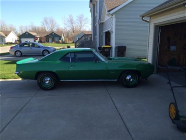 1969 Chevrolet Camaro | 816141
