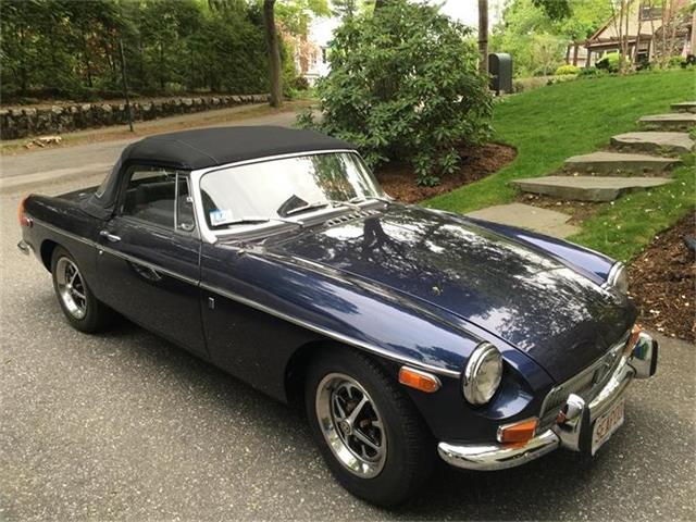 1971 MG MGB | 816447