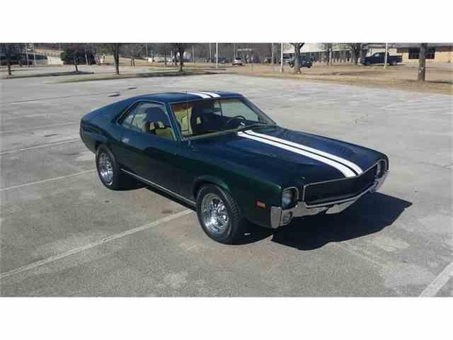 1968 AMC AMX | 816672