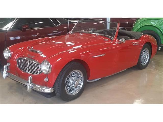 1960 Austin-Healey 3000 | 816674