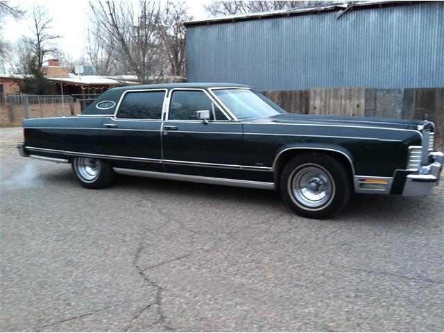1977 Lincoln Town Car | 816677