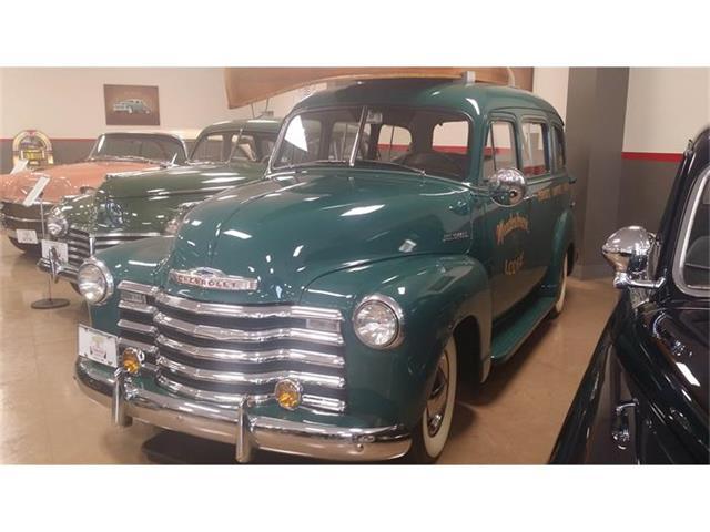1952 Chevrolet Suburban | 816684