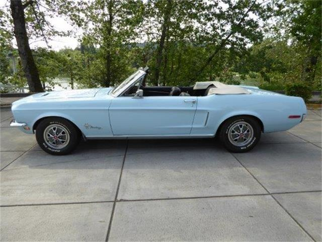 1968 Ford Mustang | 816687