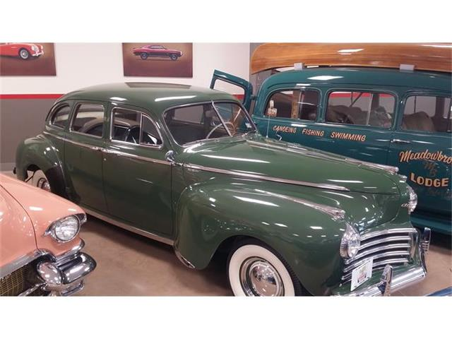 1941 Chrysler New Yorker | 816691